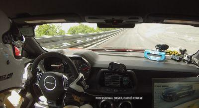 Chevy Takes Camaro ZL1 To Over 200 MPH In High-Speed Run
