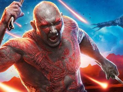Dave Bautista Unsure of Guardians of the Galaxy 3 Return as Drax
