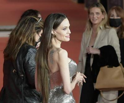 Angelina Jolie's Red Carpet Hair Malfunction: Fans Ask 'Who Did Her Dirty' Over Extensions Fail