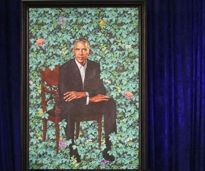 Barack and Michelle Obama Official Portraits Unveiled