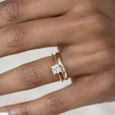 This Engagement Ring Style is Truly Timeless