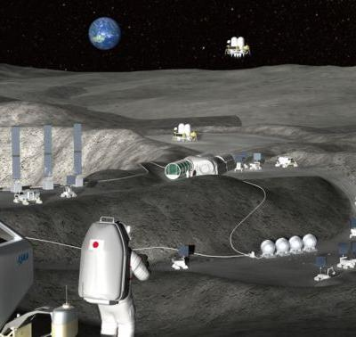 Can Robots Build a Moon Base for Astronauts? Japan Hopes to Find Out