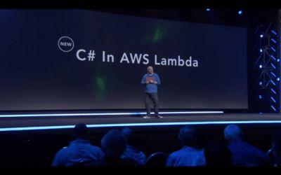 AWS enhances Lambda with Step Functions, CloudFront compute capability, C support