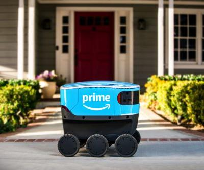 Amazon Deploys Autonomous Delivery Vehicles on WA County's Sidewalks