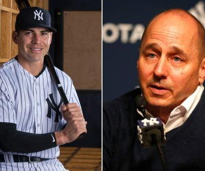 Brian Cashman may have foreshadowed Jacoby Ellsbury's Yankees release