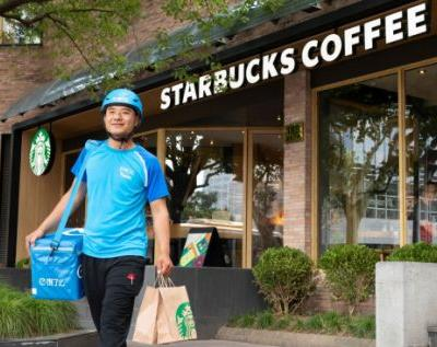 Alibaba and Starbucks aim to transform China's coffee industry through deliveries and big data