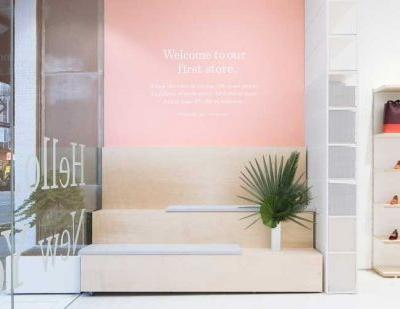 In Pictures: Everlane opens first permanent retail location in NY