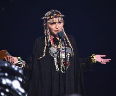 Madonna Blasted For Self-Centered Aretha Franklin Tribute