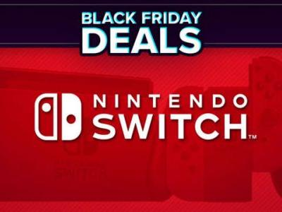 Best Black Friday 2019 Nintendo Switch Deals: First-Party Games, Bundles, Joy-Cons, And More