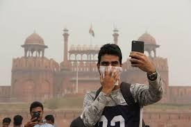 Dust storm in Indian state Rajasthan and Uttar Pradesh battered tourism sector