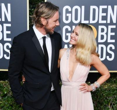 Dax Shepard and Kristen Bell did Golden Globes in their own adorable way, and people are loving it