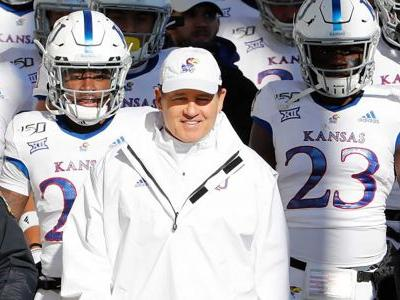 KU football team suspends voluntary workouts because of COVID-19