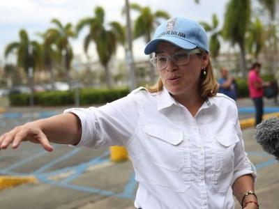 'God bless us all if this man continues on this path': Puerto Rican mayor rips into Trump's disaster-relief effort amid Hurricane Florence