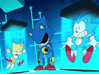 Sonic Mania Adventures is making a surprise return today