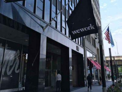 SoftBank is in talks to invest up to $4 billion in WeWork
