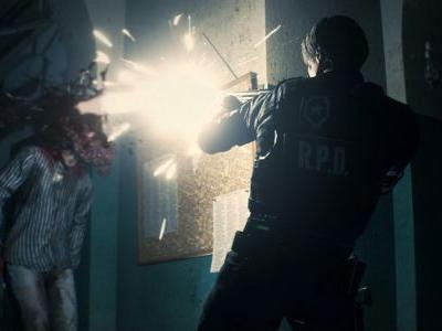 Watch 30 minutes of Resident Evil 2 remake footage