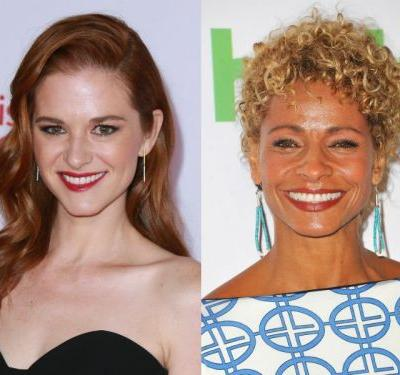 Sarah Drew and Michelle Hurd Cast in Cagney & Lacey Reboot