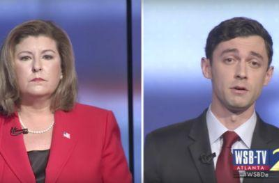 Reporters Claim Ossoff, Handel Campaigns Barred Them from Events On Eve of Special Election
