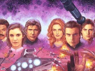Star Wars: Episode IX Might Be Adding A Cool Expanded Universe Character