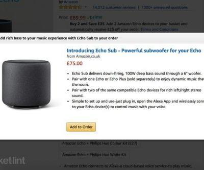 Amazon just accidentally leaked details about two new Echo devices ahead of an event today