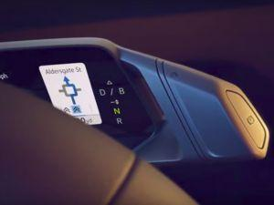 Volkswagen ID3 Interiors Teased Loaded With Tech