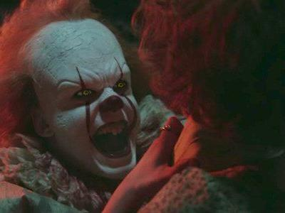 'It' Pennywise Featurette Focuses on Bill Skarsgard's Unpredictable Performance