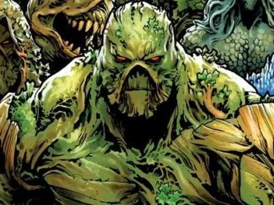 It's Official: Derek Mears Is The New SWAMP THING