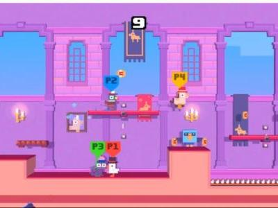 Crossy Road Castle: Three things to know about the Great Treehouse level