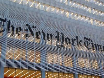 If The Author of the Op-Ed Has Lied About Writing It, The NY Times Should Expose Them