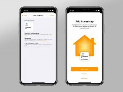 HomeKit support for Eero appears imminent following latest firmware update
