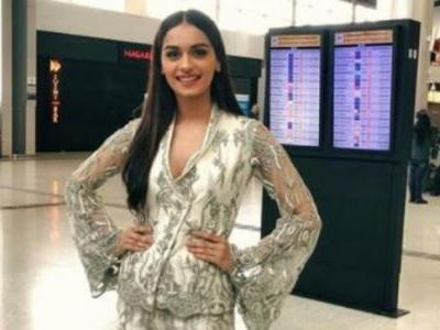 Manushi Chillar in this feminine pant-suit is making power-dressing look so easy