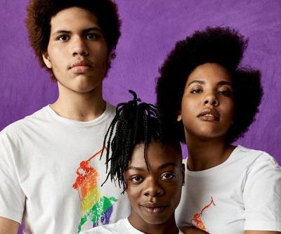 Ralph Lauren Celebrates Pride Month With Rainbow Flag-Adorned Capsule Collection