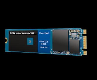 New WD Blue SSD Switches To NVMe