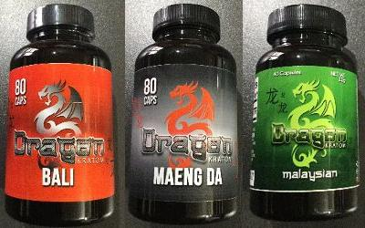 Dragon brand kratom recalled; Salmonella illness reported