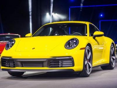 5 Things We Learned About The New 992 Porsche 911