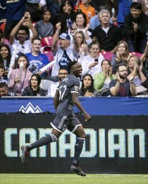 Yordy Reyna leads Whitecaps to 2-1 victory over Earthquakes