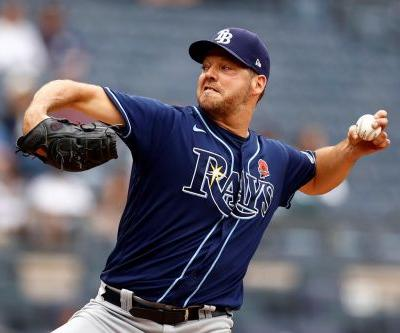 Rays' Hill says union 'dropped the ball' on grip enhancers