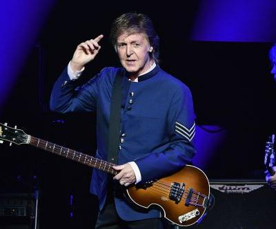 Paul McCartney is writing an 'It's A Wonderful Life' musical