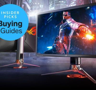 The best gaming monitors you can buy