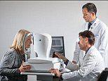 Eye exam could spot your risk of Alzheimer's disease long before symptoms arise