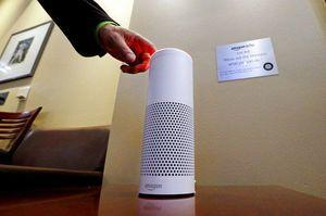 Sears and Amazon; Alexa, turn up my Kenmore air conditioner