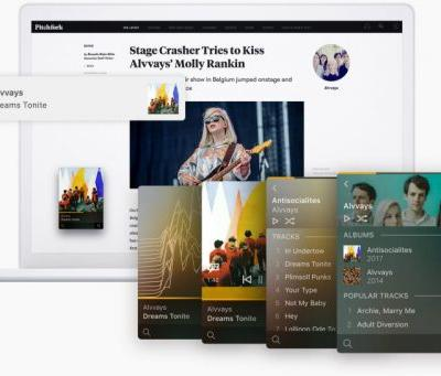 Plex Launches Miniaturized Music App for Mac and Windows Called 'Plexamp'