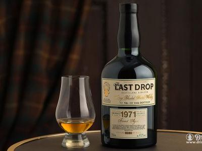 The Last Drop: 1971 Vintage Blended Scotch Whiskey