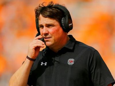 Will Muschamp defends DJ Durkin, attacks 'anonymous sources' from Maryland report