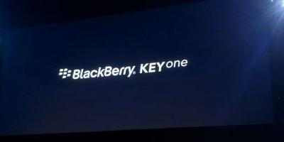 BlackBerry Mercury officially announced as 'KeyOne,' powered by Snapdragon 625, 4.5-inch display, Android 7.1