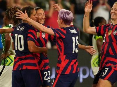 All eyes on Andonovski and his Olympic roster selection after close of USWNT camp