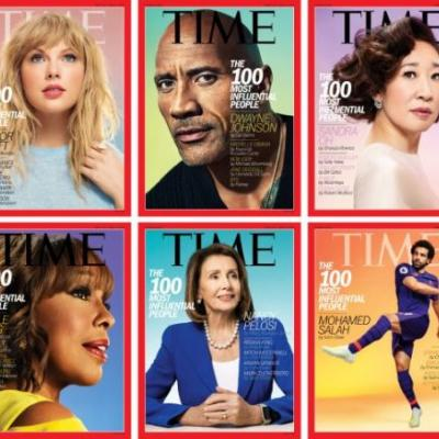 The Story Behind the 2019 TIME 100 Covers