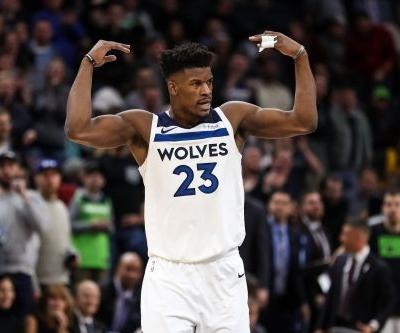 Report: Timberwolves owner, coach Tom Thibodeau at odds over trading Jimmy Butler