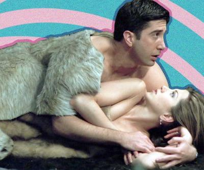 11 Kinky, Sexy, Dirty 'Friends' Moments