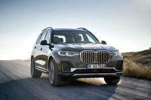 BMW X7 Unveiled India Launch Likely In 2019